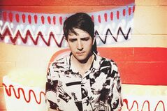 Owen Pallett is shown in this undated handout photo. THE CANADIAN PRESS/HO-Peter Juhl