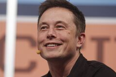 Elon Musk is pictured in Austin, Texas. THE CANADIAN PRESS/AP, Jack Plunkett