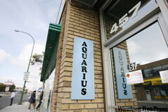 Police say arson was the cause of the Oct. 11 fire at Aquarius Men's Bath.
