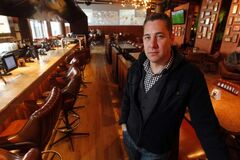 Michael Schafer from Rudy's Eat & Drink is working with various alcohol companies to create special evenings, such as bourbon-tasting dinners, to help convince downtown workers to stick around after 5 p.m.