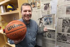 Manitoba High School Athletics Association executive director Morris Glimcher has watched his long-held dream of a Hall of Fame take shape.