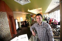Nick Zifarelli, owner of Nicolino's on Pembina. Ruth Bonneville / Winnipeg Free Press