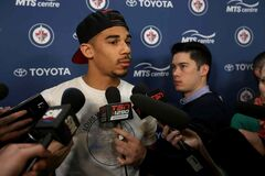 The Jets' Evander Kane agreed with his teammates Sunday that coach Paul Maurice has brought 'leadership' and 'confidence' to the team.