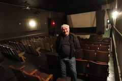 Mick Baxter, owner of the Lyric Theatre in Beausejour, isn't convinced the switch to digital in 2013 will doom his theatre.