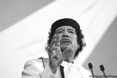 Gadhafi has always supported extreme causes, whether he understood them or not.