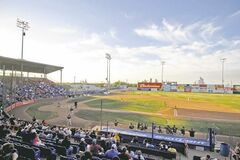 Amarillo National Bank Sox Stadium