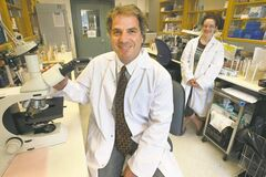 Dr. Gary Kobinger is directing trials of a universal flu vaccine Inovio is developing.