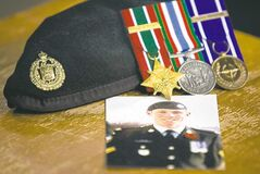Cpl. Stuart Langridge committed suicide in 2008. The Military Police Complaints Commission is examining whether military police conducted a fair investigation.