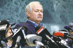 NHL Players Association boss Donald Fehr (above) and NHL honcho Gary Bettman have agreed to the labour-relations equivalent of marriage counselling, but whether it will work remains to be seen.