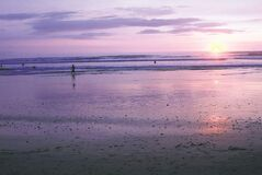 Costa Rica's famous beaches welcomed almost two million visitors last year.