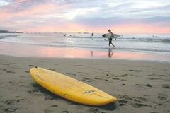 The surf scene in Costa Rica might just be the reason Costa Ricans regularly come out on top of the World Database of Happiness and Happy Planet Index.