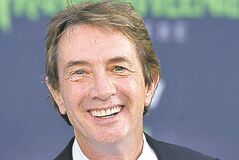 Actor Martin Short attends the LA premiere of