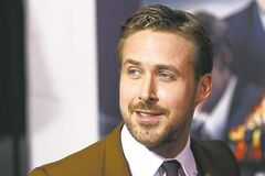 Cast member Ryan Gosling attends the LA premiere of