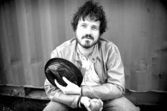 Corin Raymond was born in Winnipeg and covers numerous local acts on his new double disc, Paper Nickels.