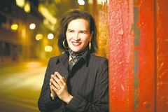 Musically inventive Patricia Barber performs at the West End Cultural Centre on June 18.