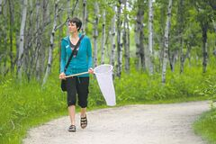 Katrina Froese is education programs coordinator and 'insect expert' at FortWhyte Alive.