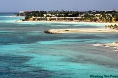 Aruba, a Caribbean port of call