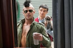 Zac Efron and Dave Franco star in