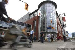 One of the things Mark Chipman will have to deal with is getting MTS Centre up to code for NHL standards. That will include building more luxury suites as well as press box and locker-room renovations.