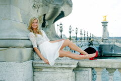 Kildonan Meadows dancer Tamara Reid is shown in Paris, France, where she took a week's worth of classes.