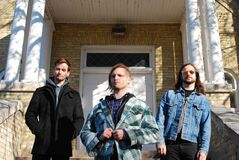Royal Canoe and KEN Mode (above) are among the Manitobans nominated for 2014 Juno Awards.