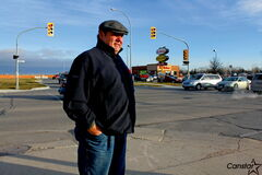 Peter Penman is disappointed with a city report recommending that no turning lights be installed at Ness Avenue and Mount Royal Road. He plans to attend an upcoming public works committee meeting Nov. 20 to voice his concerns.