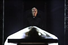 Richard Chamberlain in the world premiere of John Pielmeier's