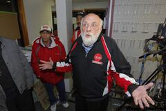 'It was quite a race,' said winner Harvey Smith. The 73-year-old has already served 18 years as the ward's councillor.