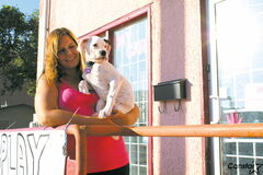 Jennifer Lajambe runs Stay N Play Dog Services in St. Vital.
