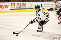 Brendan Leipsic shared the WHL scoring title this season, and is hoping to lead the Portland Winterhawks to the Memorial Cup.
