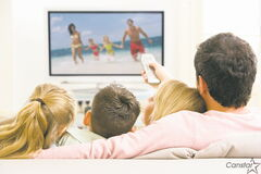 Using common glass cleaner to clean your TV's screen could end up causing irreparable damage to it.
