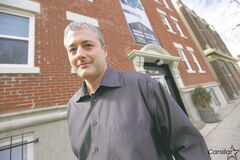 Real estate agent Geoff Archambault is one of three business owners to contribute