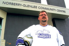 Sean Fedorowich was recently re-elected as Norberry-Glenlee Community Centre's president.