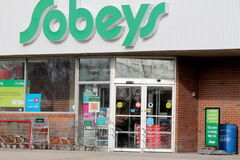 Sobeys is gone, but the doors will reopen under a Food Fare sign as early as May 8, franchise owner Moe Zeid says.