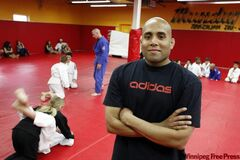 Jerin Valel is Canada's first certified MMA officials course trainer.