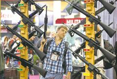 Julie Jacobson / The Associated Press