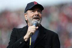 FILE - This April 20, 2013 file photo shows Neil Diamond singing