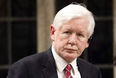Liberal interim leader Bob Rae: 'artfully passive strategy.'
