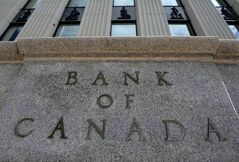 The Bank of Canada is seen in Ottawa on September 6, 2011. THE CANADIAN PRESS/Sean Kilpatrick