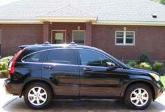 RCMP are also looking for a black 2007 Honda CRV with Alberta Licence Plate ORNRSE.