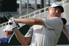 Ted Potter Jr. (above) won the Greenbrier Classic in a playoff with Troy Kelly.