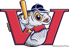 Winnipeg Goldeyes logo