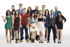 The cast of Big Brother Canada is shown in this handout photo. THE CANADIAN PRESS/HO