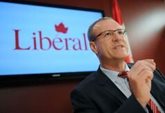 Former Liberal MP Borys Wrzesnewskyj lost his Toronto riding by 26 votes before heading to court.