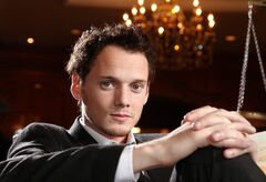 FILE- In this Sept. 13, 2011 file photo, actor Anton Yelchin poses for a portrait to promote the film