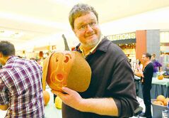Doug's 2011 contest offering got the nod for Cutest Pumpkin. What will this year bring?