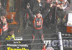 Steve Shappard / The Associated Press