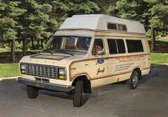 The beige econoline camper van, shown in a recent photo, that served as Terry Fox's home during his 1980 Marathon of Hope will be on display to the public over the Canada Day weekend. The van is more than just a vehicle. It's a piece of history that carries many memories for his brother, Darrell.