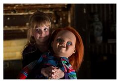 Summer Howell as Alice in Curse of Chucky.