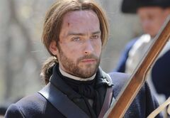 This publicity image released by Fox shows actor Tom Mison in a scene from